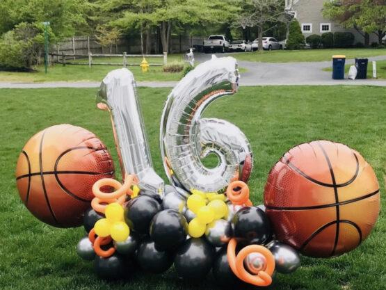 balloons for birthdays San Diego ca