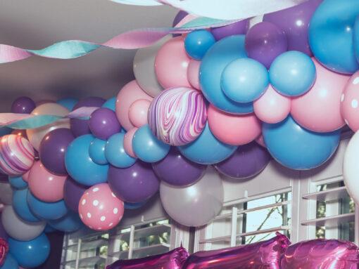 ballon arches sand Diego CA